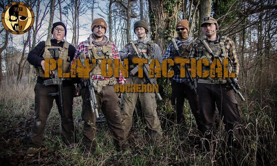 Play On Tactical [POT] Pot10