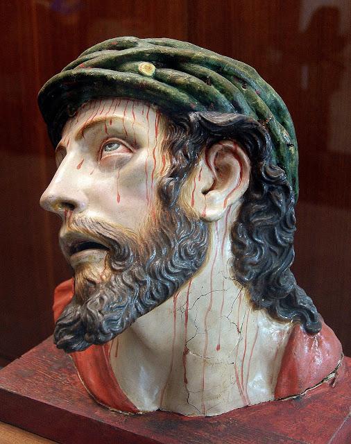 Une sculpture / un sculpteur en passant - Page 7 Cabeza10