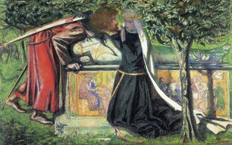 Le baiser dans l'Art - Page 12 Dante_10