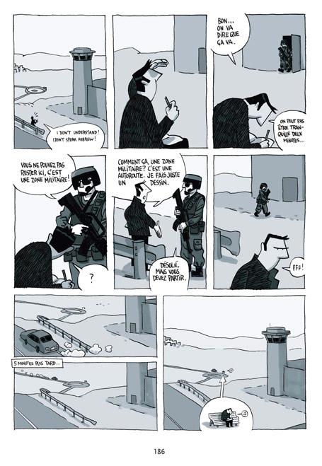 [BD] Guy Delisle Dessin11