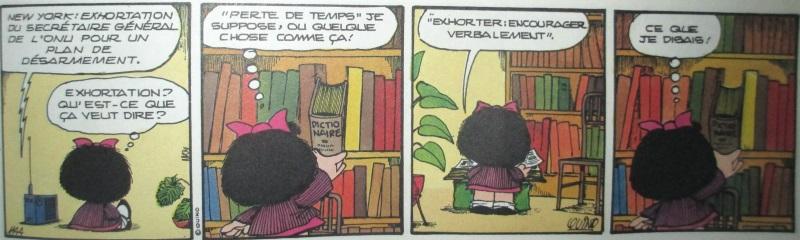 [Comic] Quino (Joaquín Salvador Lavado) Dico10