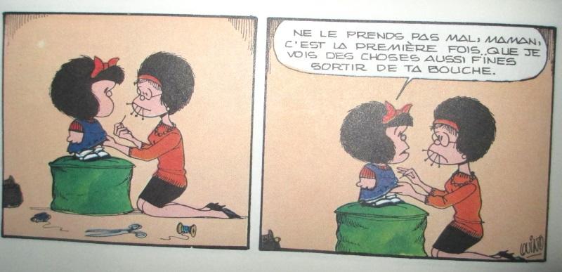 [Comic] Quino (Joaquín Salvador Lavado) Maman10