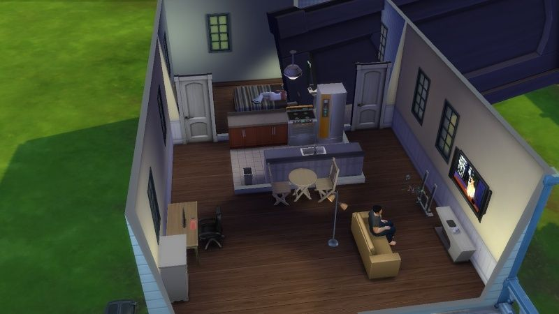 Funny Screenshot: Share your funniest moments in The Sims 4 - Page 2 02-16-10