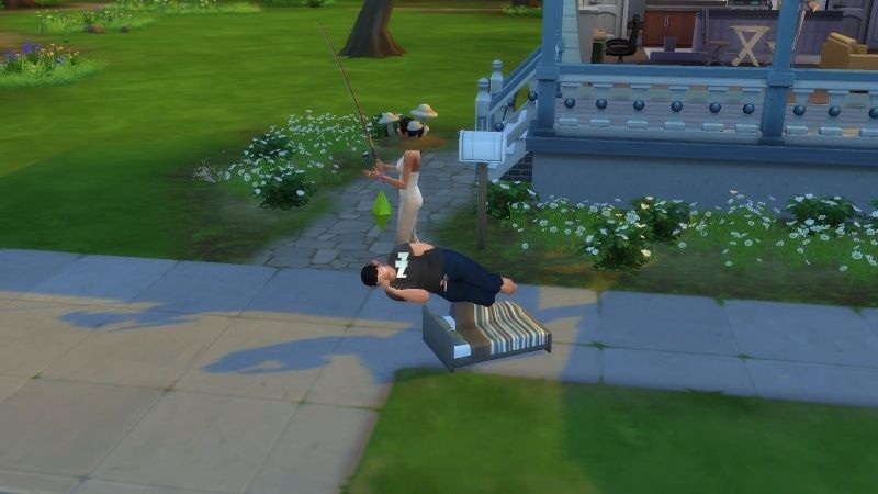 Funny Screenshot: Share your funniest moments in The Sims 4 - Page 2 02-16-13