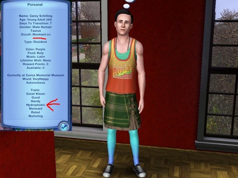 Funny Screenshot: Share your funniest moments in The Sims 4 - Page 2 Screen19