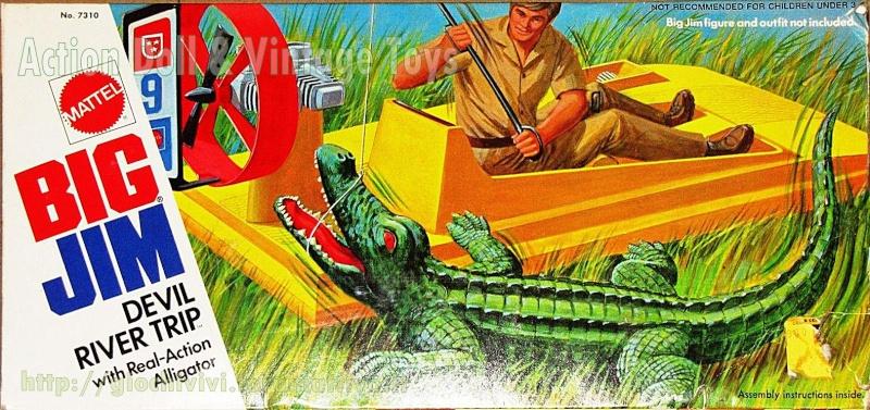 Devil River Trip /caccia al coccodrillo No. 7310 River_11