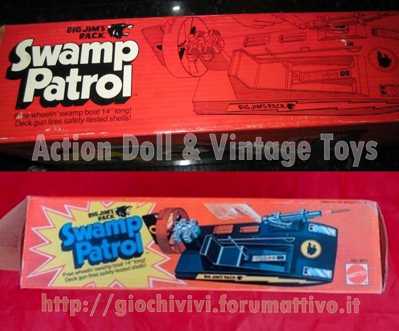 SWAMP PATROL P.A.C.K.  No. 9671  Swamp_11