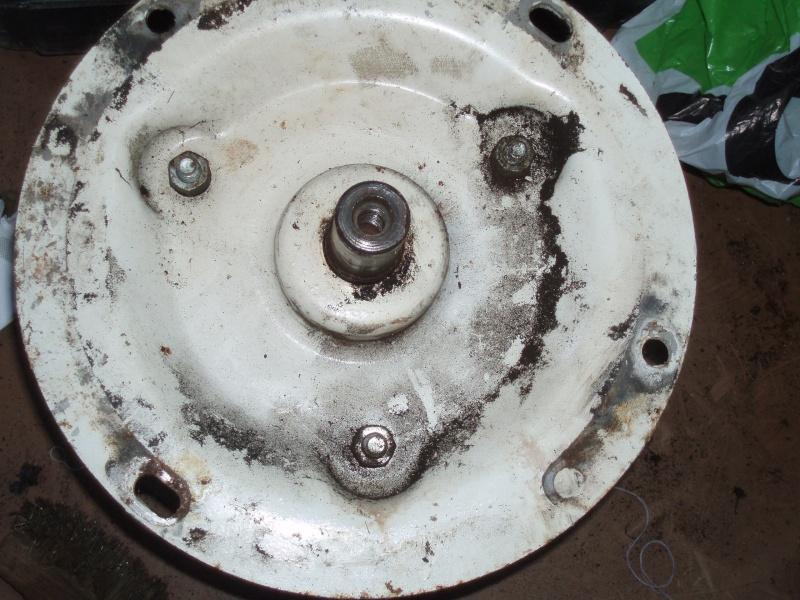 Tondeuse débroussailleuse MotoStandard DT 702 Moteur10