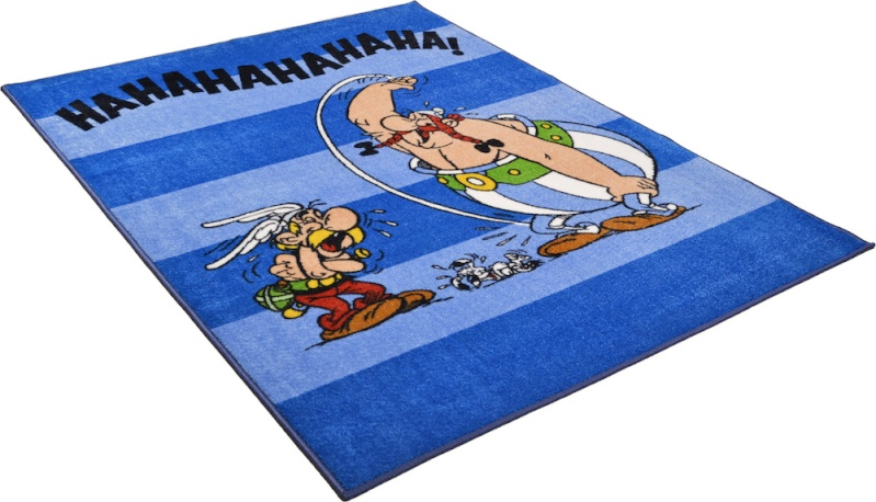 Collections de tapis avec asterix et ses amis (Theko Collection - 2015) Printu10