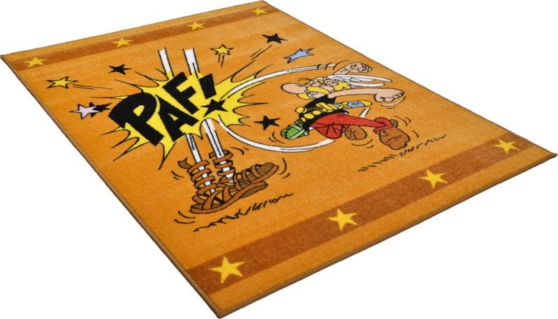 Collections de tapis avec asterix et ses amis (Theko Collection - 2015) Printu13