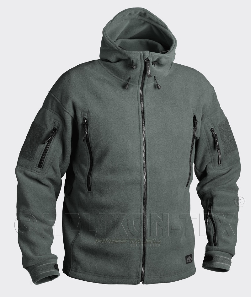 Patriot Fleece Jacket - Helikon Tex Bl-pat10