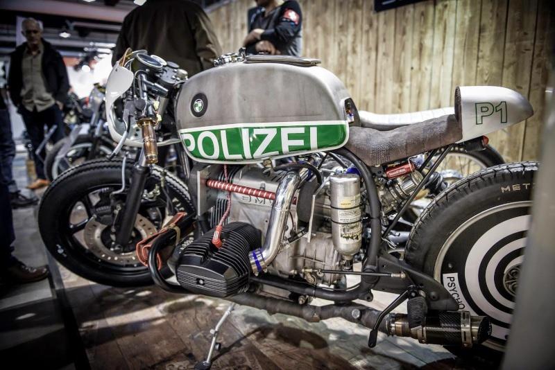 R80 Polizia Uno Bmw_r811