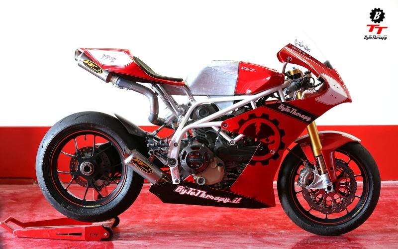 BTT 2V Byte Motorcycle Byteth10