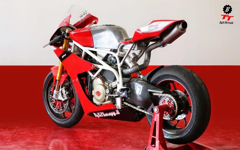 BTT 2V Byte Motorcycle Byteth12
