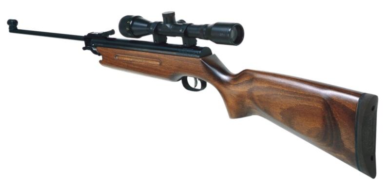 Carabine de Manufrance Hw3510