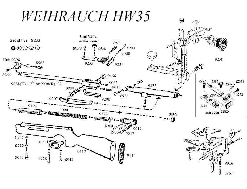 Carabine de Manufrance Weihra11