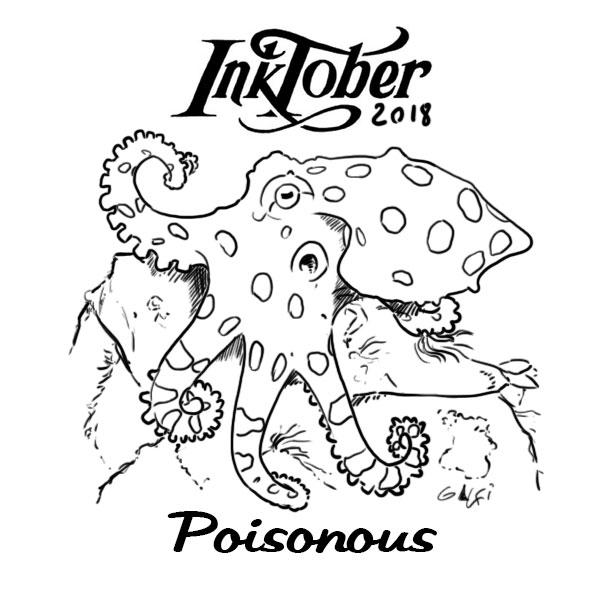 Inktober 2018 0111