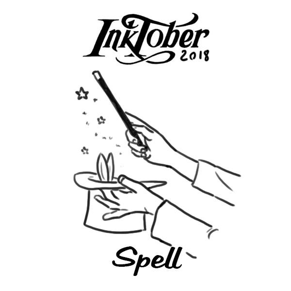 [Terminé] Inktober 2018 0410