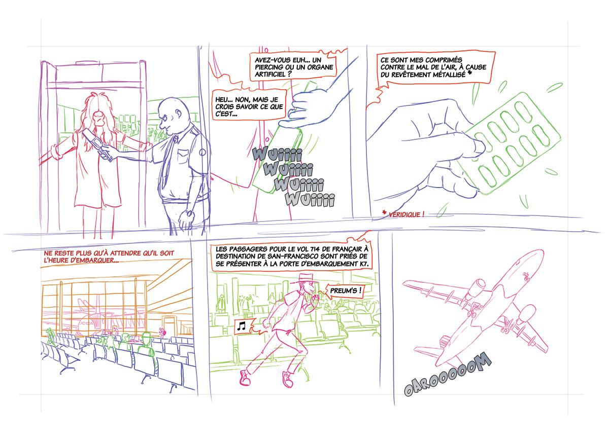 [Projet BD] 3 semaines au Far-West - Page 2 0810
