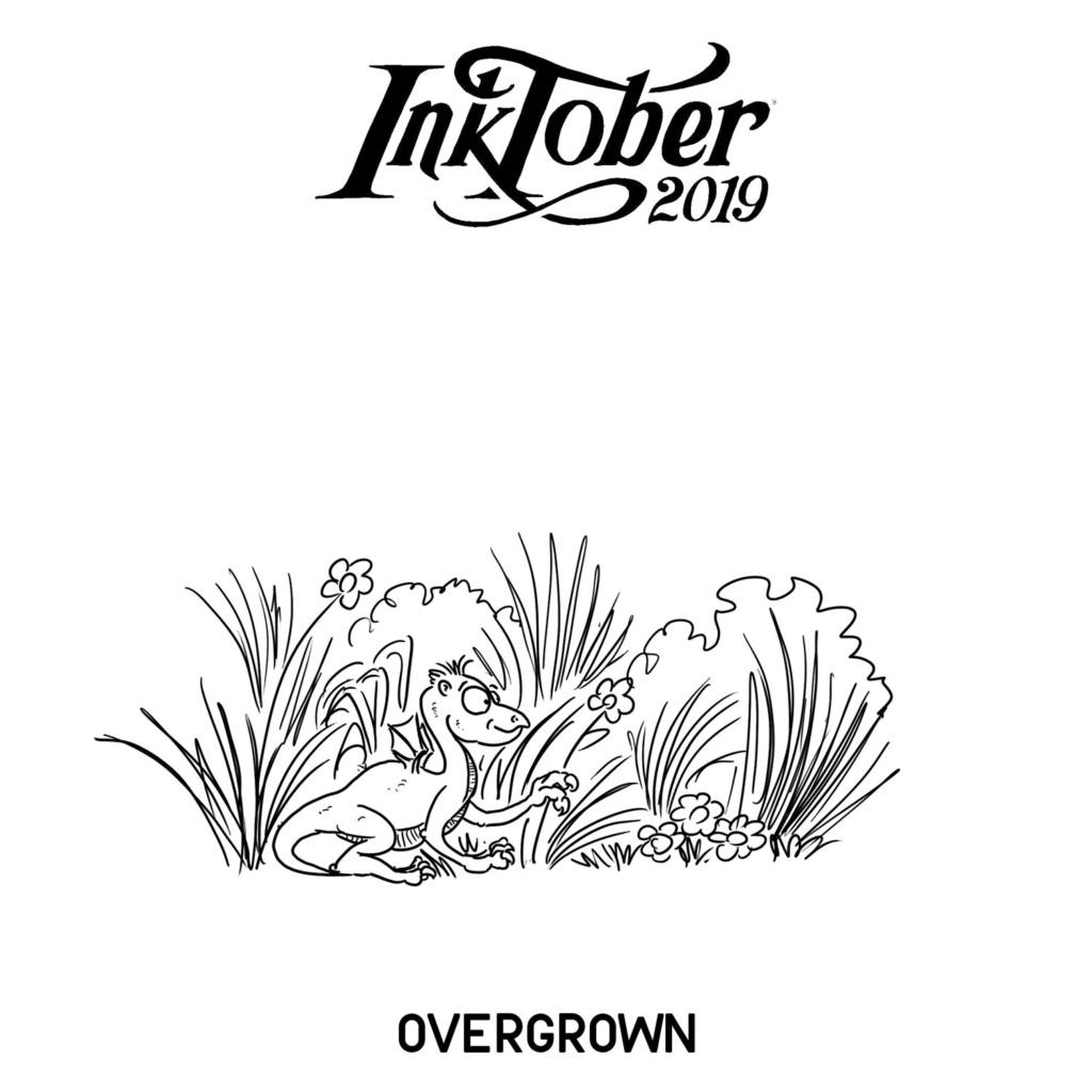 Inktober 2019 14-ove10