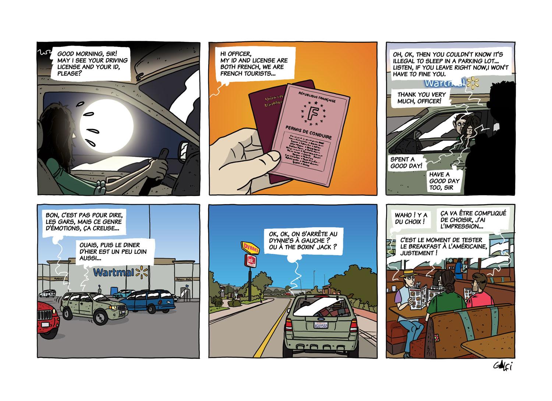 [Projet BD] 3 semaines au Far-West - Page 3 1613