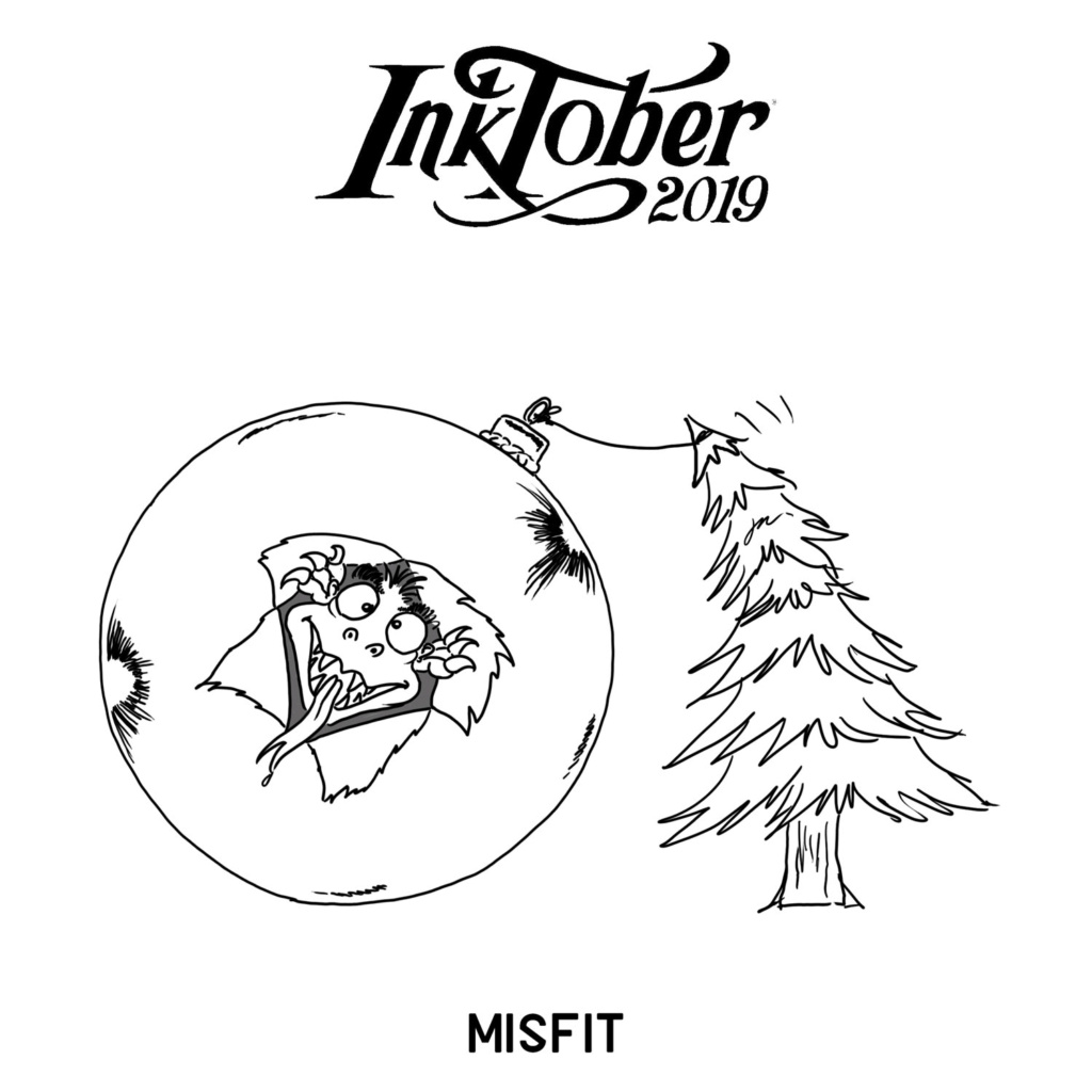 Inktober 2019 18-mis10