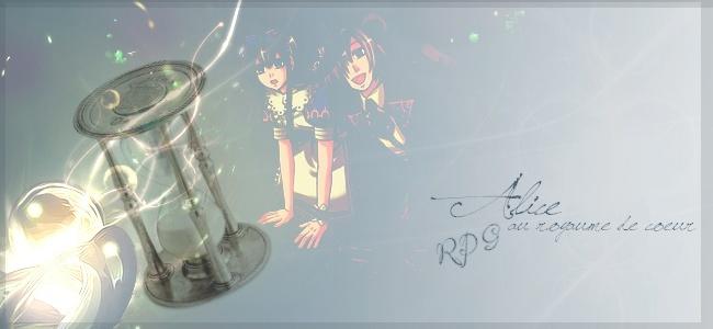 Partenaire, Alice au royaume de cœur Bann_a11