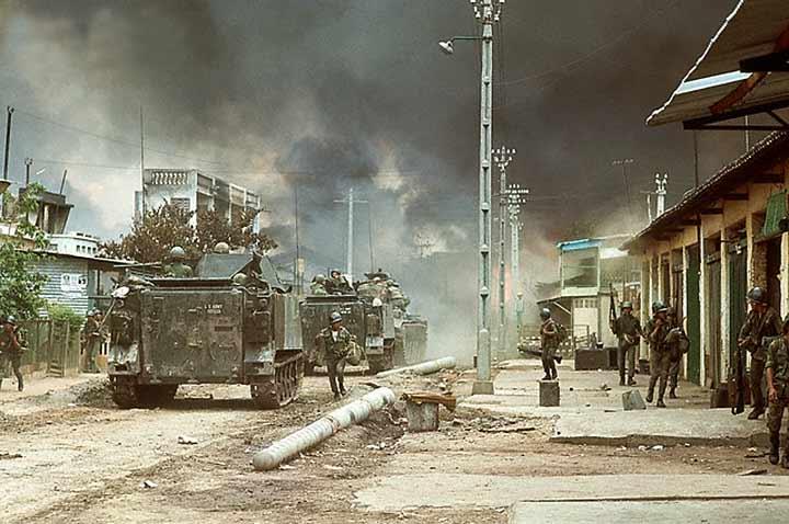Vươn lên qua các giai-đoạn xây-dựng - Trưởng-thành trong khói lửa chiến-tranh Arvnm110