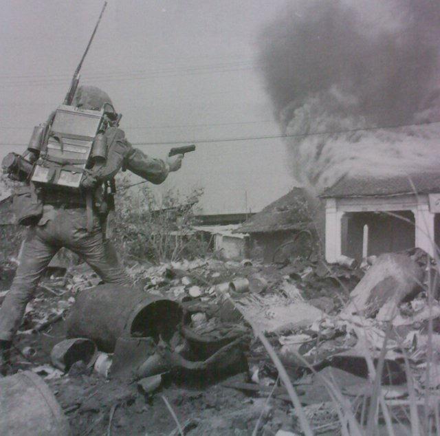 Cuối Đường - Trận đánh cuối cùng của TĐ 82 BĐQ  Saigon10