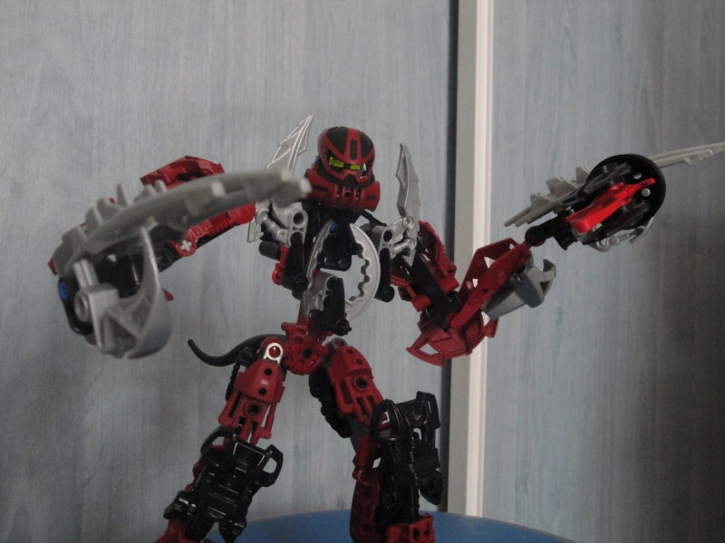 [Stop-motion] Bionicle Echoes of Agora. Dsc03310