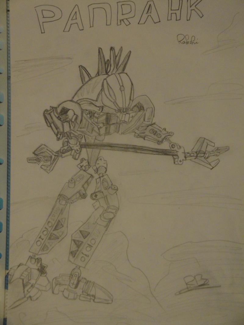[Fan-Art] Les fan-art de Giganova912 Rakshi10