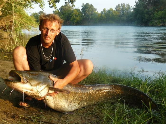 Séjour de pêche en espagne pour l'ancien et Rico92 P1000510