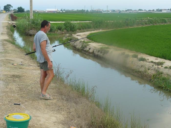 Séjour de pêche en espagne pour l'ancien et Rico92 P1000515