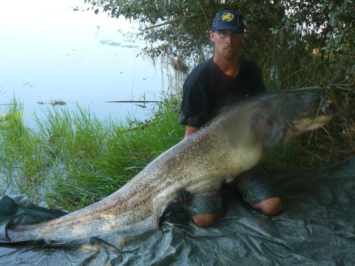 Séjour de pêche en espagne pour l'ancien et Rico92 P1000518