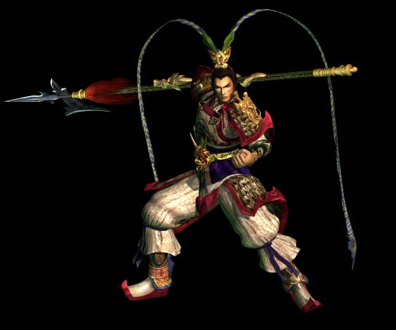 Dynasty Warriors Whenlu10