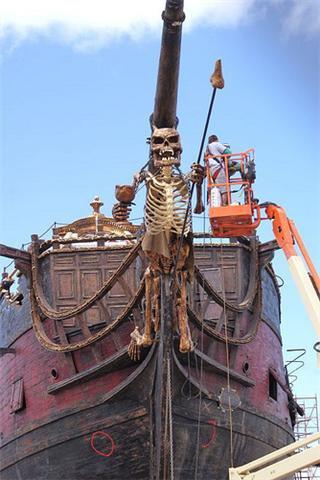 Pirates des caraibes 4 : la fontaine de jouvence (mai 2011) 39507_10