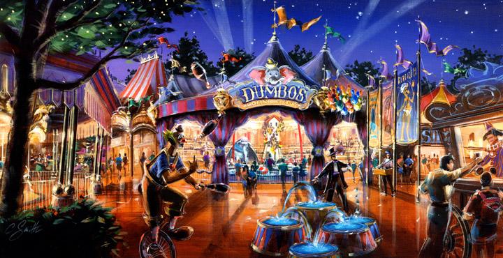 Magic Kingdom Forest (2012) Dumbo_10