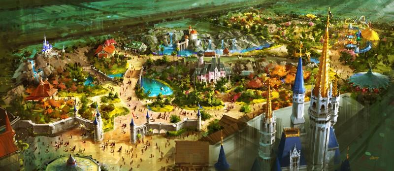 Magic Kingdom Forest (2012) Fantas10