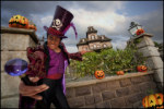 Halloween a Disneyland paris du 2 octobre au 1 er novembre 2010 Hd113710