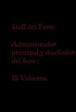 In The Shadows (Twilight Foro) Staff10