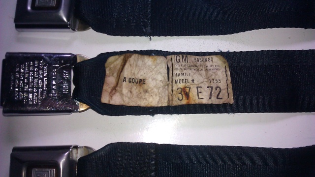 Has anyone seen a tag like this before? I thought it was interesting. Elcami11