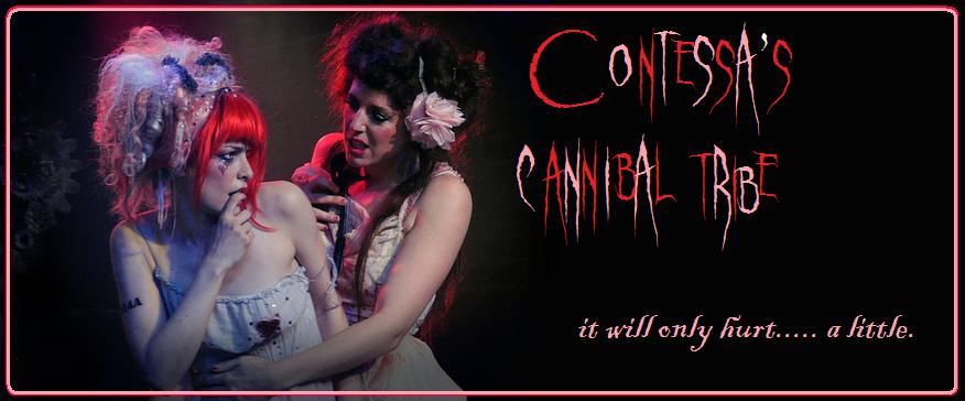 Contessa's Cannibal tribe