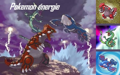 pokemon énergie