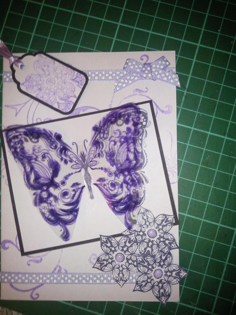 Purple Card Photo012