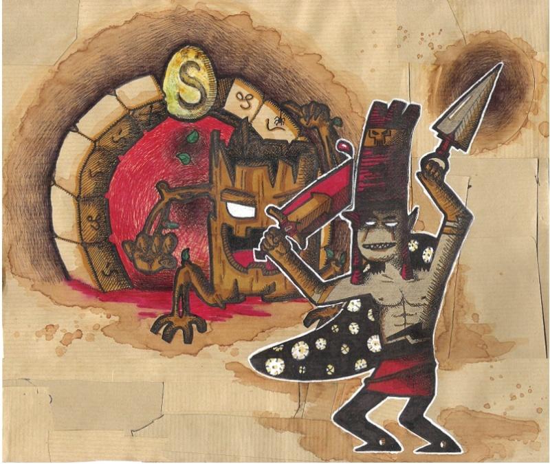 les dessin du fanartminator Clicha30