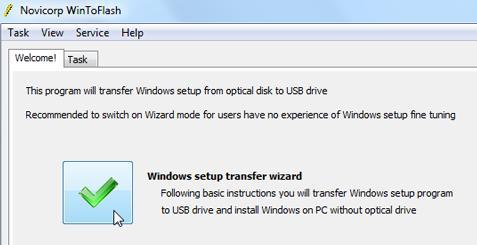Создаём загрузочную флэшку с Windows 110