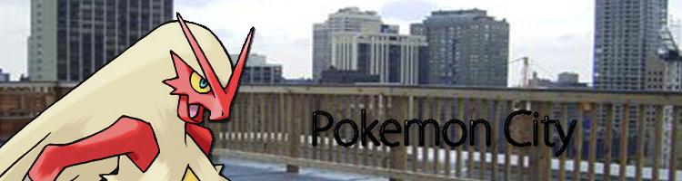 Pokemon City
