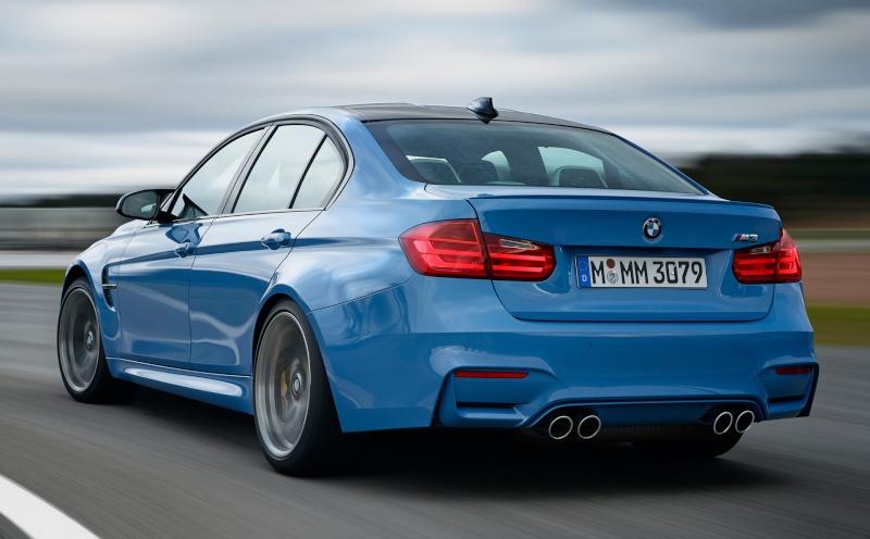 Présentation BMW série 4 F 32 Motorsport 2015 3_4_ar11