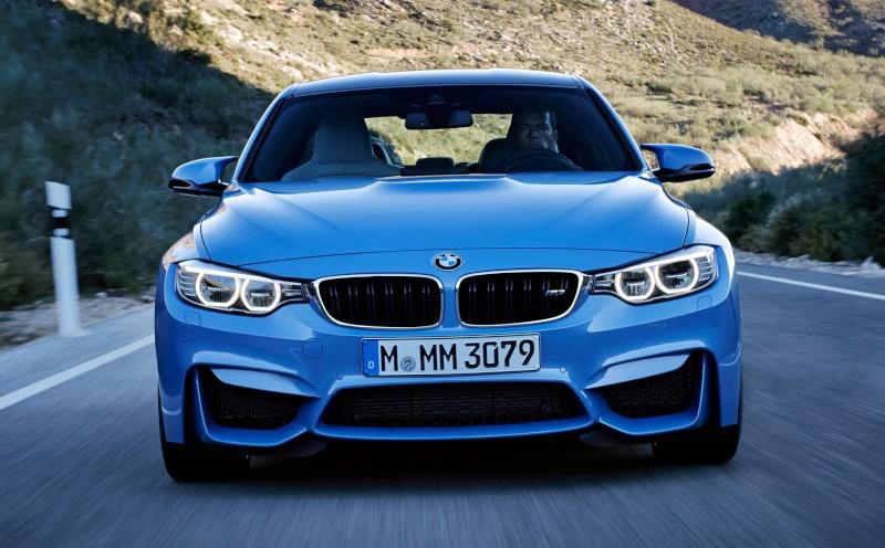 Présentation BMW série 4 F 32 Motorsport 2015 Plein_13