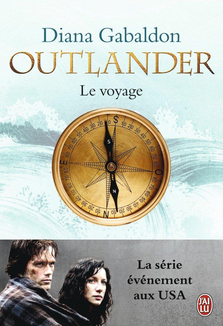 GABALDON Diana - OUTLANDER - Tome 3 : Le Voyage 719klr10